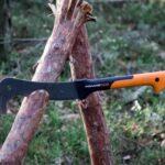 Karczownik Fiskars XA3 WoodXpert  – moja recenzja